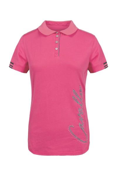Perl Damen Polo-Shirt - pinky pink