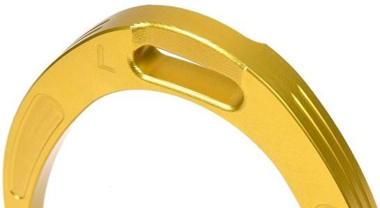 Steigbügel Athena Springen - gold