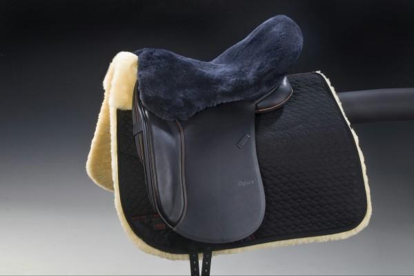 Sattelsitzbezug - anthrazit