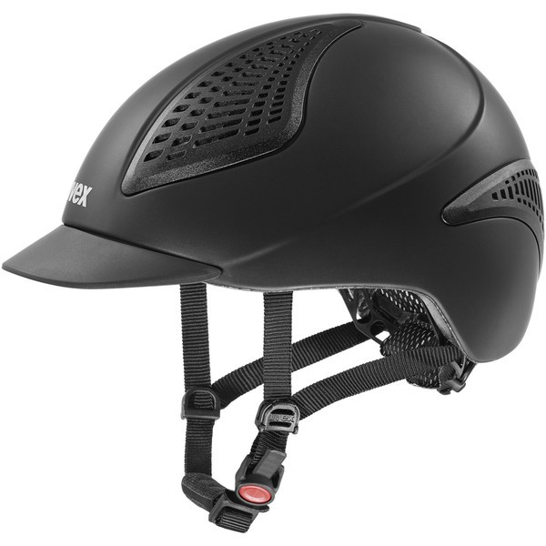 Exxential II black mat - schwarz