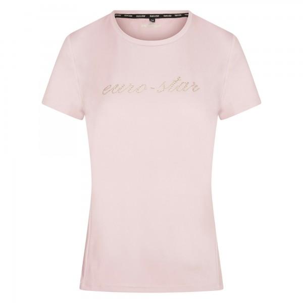 Damen T-Shirt Ceres - pale pink