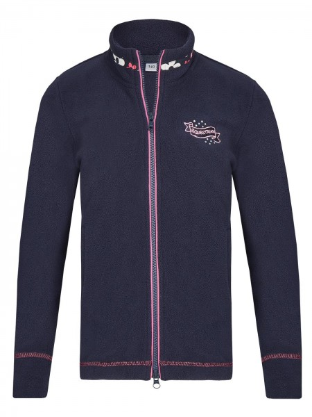 Fleecejacke Kids Collection VII - navy