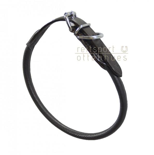 Halsband Softy 55cm - dunkelbraun