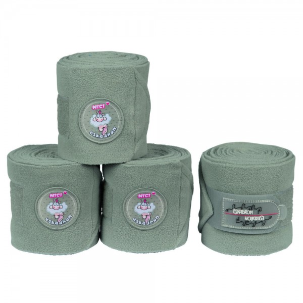 Bandagen Fleece Nici - cloudgrey