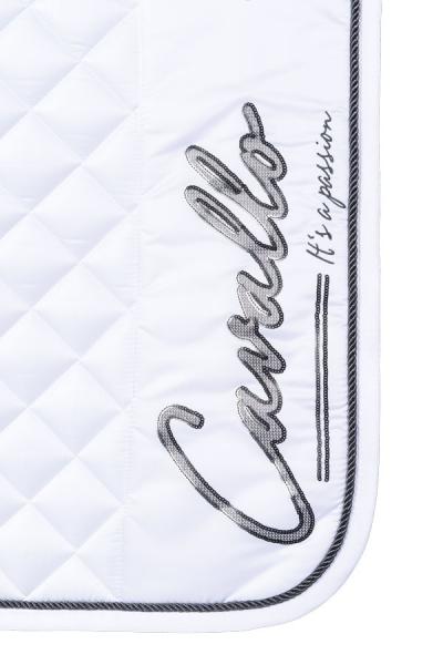 Schabracke Hina - weiß