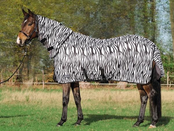 Paddock-Fliegendecke Comfort Pro Zebra - zebra