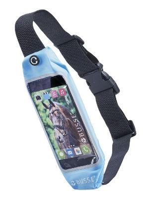 Gürteltasche Mobile - hellblau