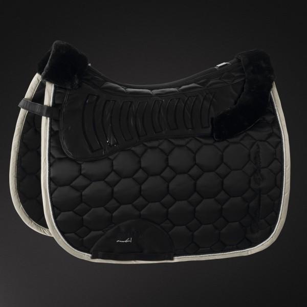 Schabracke Platinum Faux Fur - black