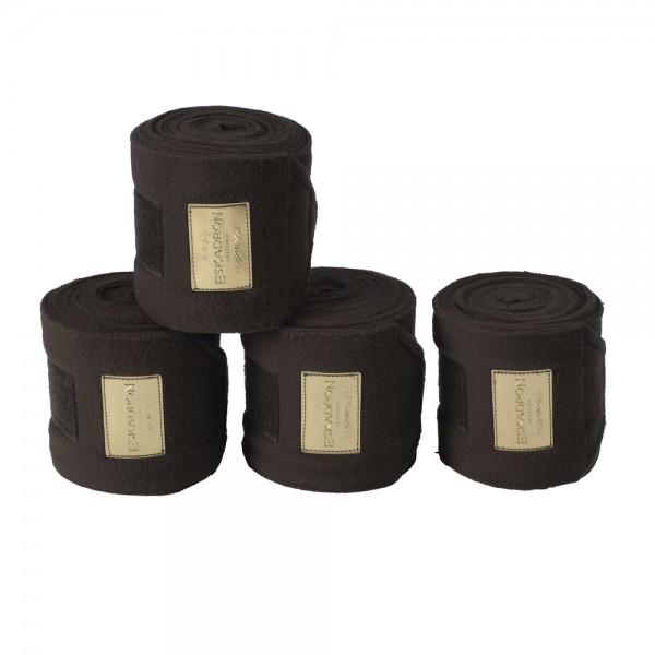 Bandagen Fleece - blackmocca