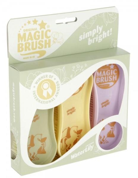 Magic Brush Bürstenset - water lily