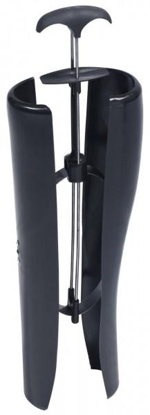 Stiefelspanner PP lang - schwarz