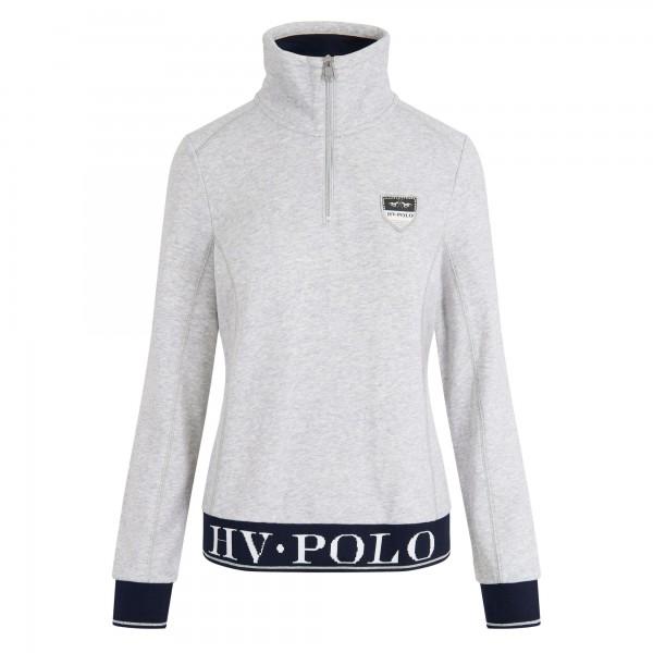 Sweater Crest - grey melange