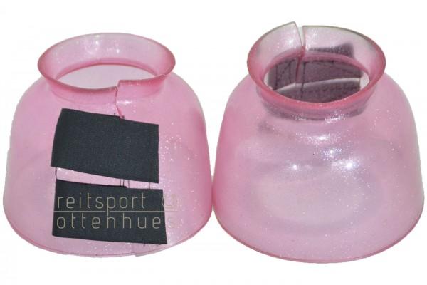 Sprungglocke Jelly Metallic - pink