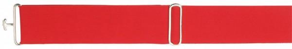 Deckengurt standard - rot
