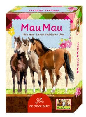MauMau Pferdefreunde - neutral