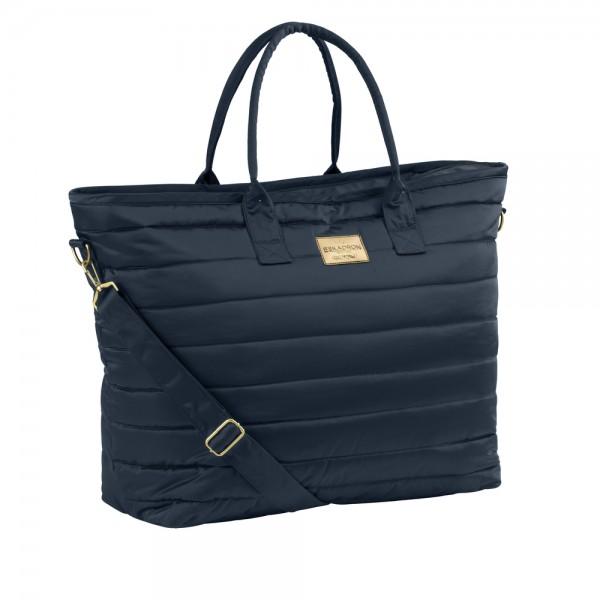Tasche Glossy Shopper - oxfordnavy