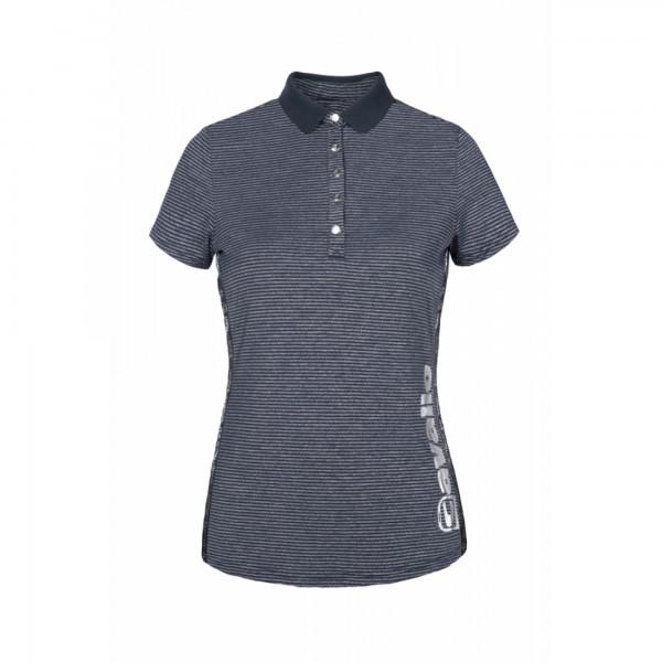 Damen Poloshirt Suri - darkblue