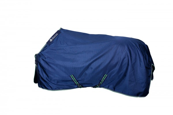 Smartex Turnout Rug Fleece - blau