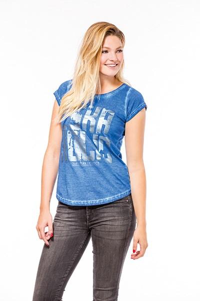 D. Shirt Nala Slim - royal