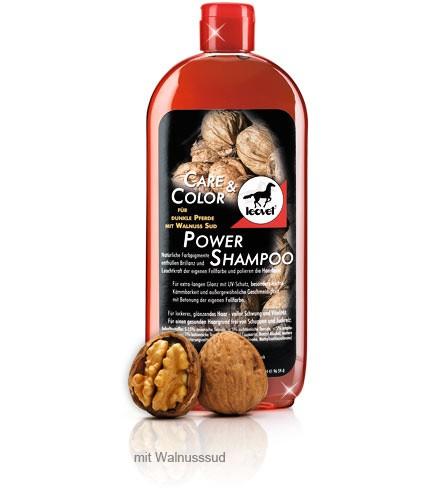 Power Shampoo für dunkle Pferd - neutral