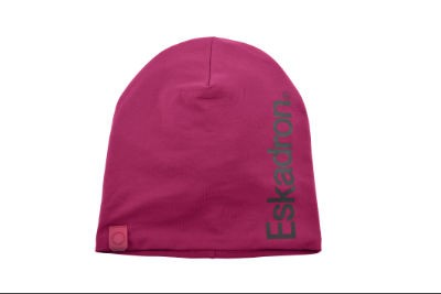 Sporty Beanie Hat Beanie - fuchsia