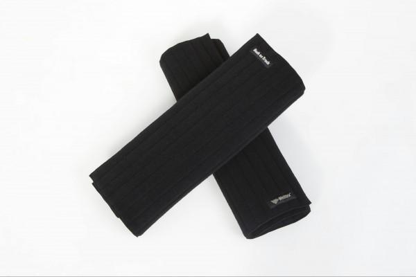 Bandagierunterlage 50x50cm - schwarz