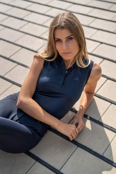 Damen Polo Shirt ESBres - navy