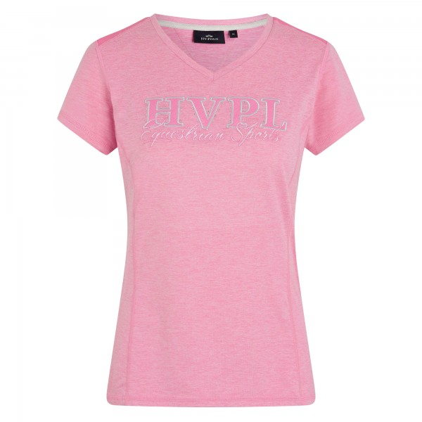 Technisches T-Shirt Solange - begonia pink