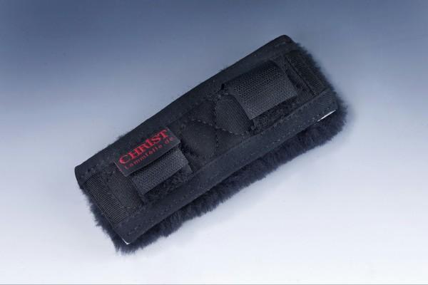 Kinnkettenschoner 5x14 - schwarz