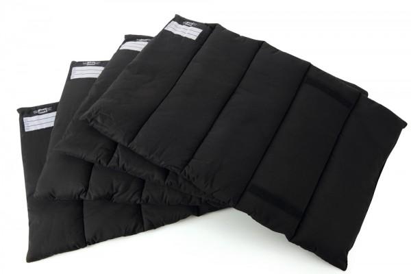 Bandagenunterlagen Professional Micro - schwarz