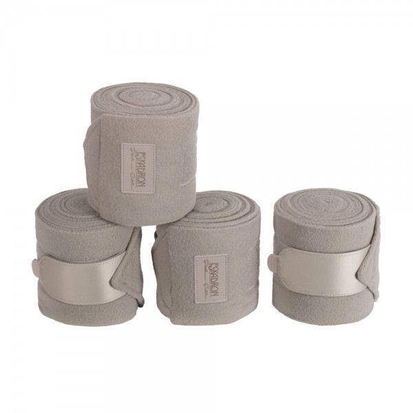 Bandagen FLEECE Platinum 20 - greige
