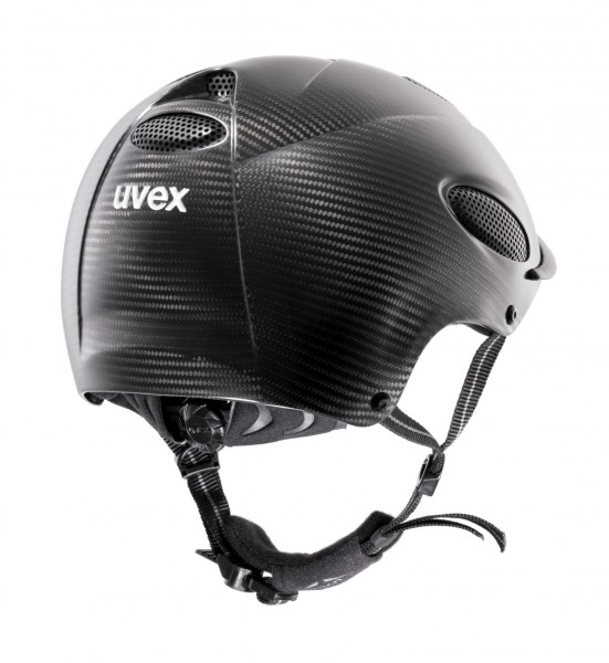 UVEX-FP1 carbon black mat - schwarz,  