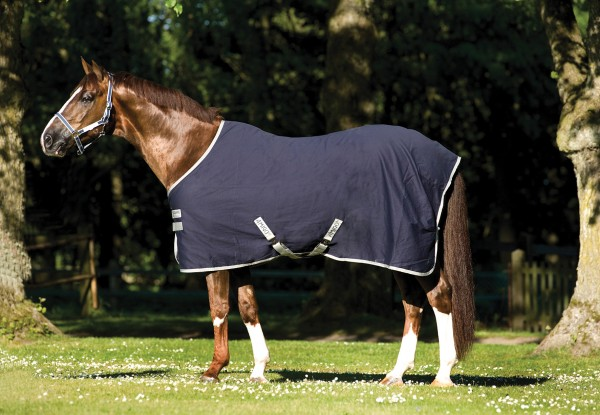 Amigo Stable Sheet - navy