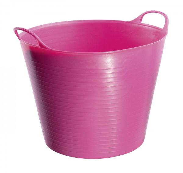 Eimer Tubtrug 26L - pink