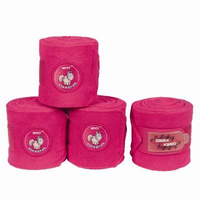 Bandagen Fleece Nici - bubblepink