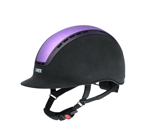 Suxxeed individual, Glamour Lavendel, Rahmen violett, Kristalle violett - schwarz