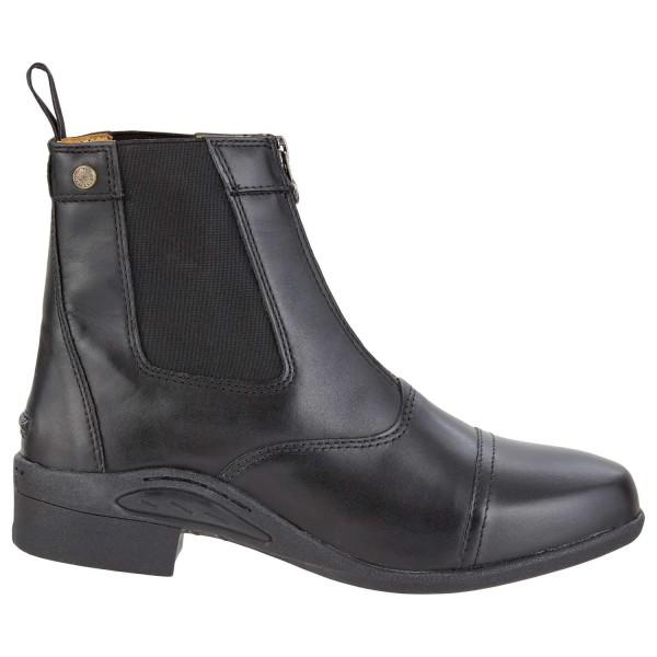 Ultima FZ Front Zip Stiefelette - schwarz