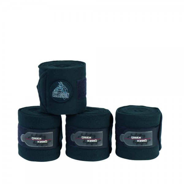 Bandagen Fleece - inkblue