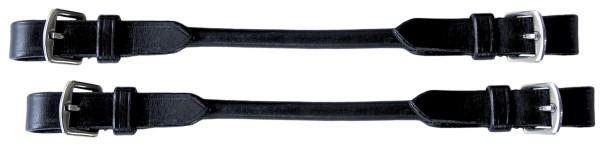 Pelhamriemen - schwarz