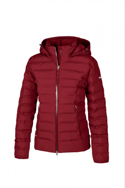 Damen Steppjacke Mathea - pomegrante