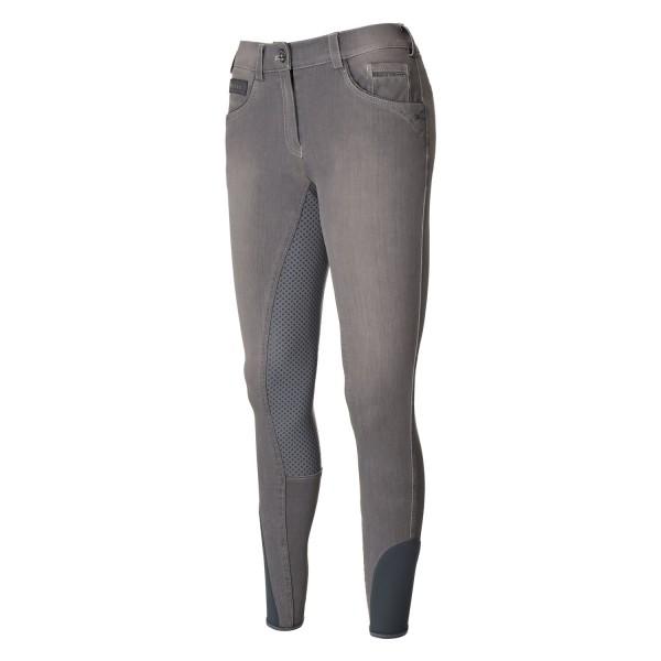 Darjeen Jeans Vollbesatz Grip - grau