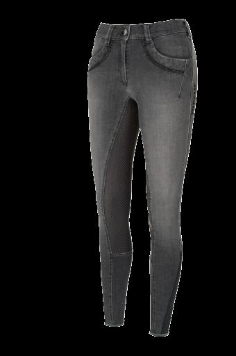 Elfa Jeans D. Vollbesatz Grip - denim grey