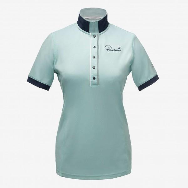 D. Poloshirt Monja - mint